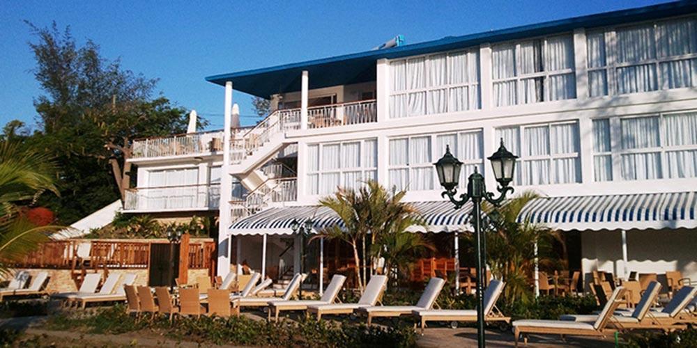 Hotel punta gorda for Gimnasio 88 torreones avila