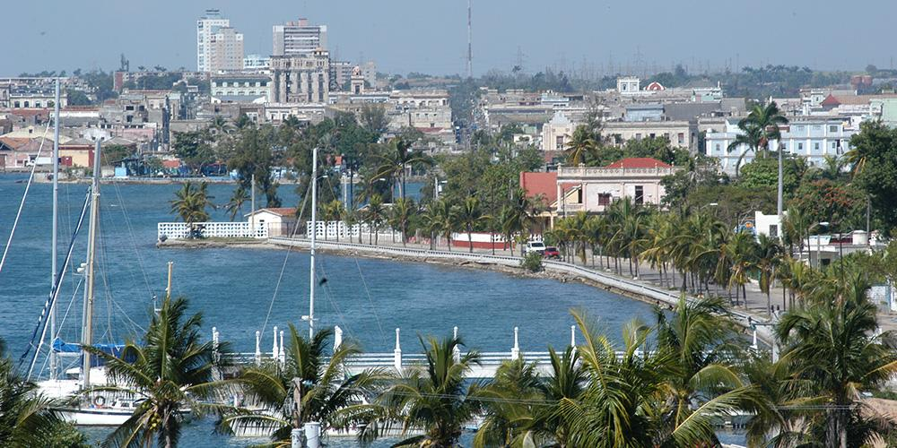 City Tour of Cienfuegos