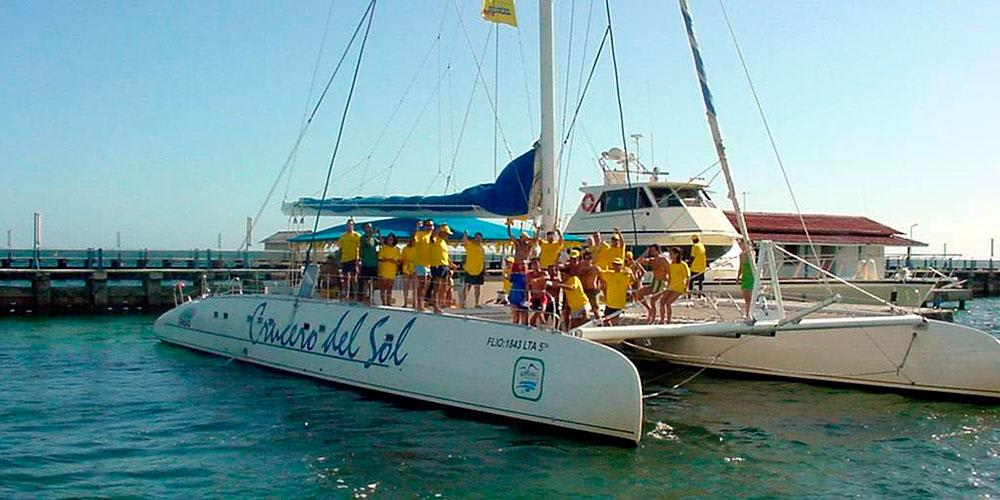 "The ""Sun Cruise"" from Varadero"