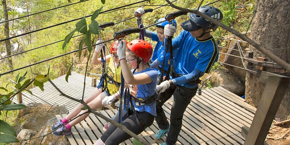 LAS TERRAZAS WITH CANOPY TOUR