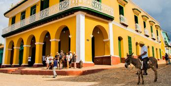 Trinidad : The Museum City of the Caribbean Sea